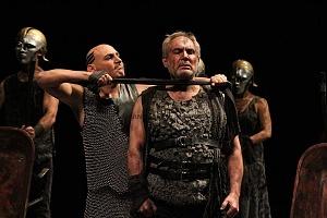 Numancia puesta en escena escrita por Miguel de Cervantes Saavedra inerpretada por la compañía nacional de teatro 2017 (11)