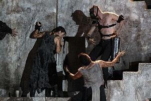 Numancia puesta en escena escrita por Miguel de Cervantes Saavedra inerpretada por la compañía nacional de teatro 2017 (13)