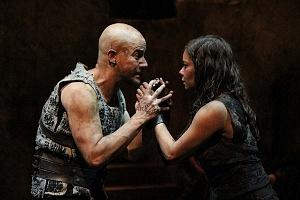 Numancia puesta en escena escrita por Miguel de Cervantes Saavedra inerpretada por la compañía nacional de teatro 2017 (4)