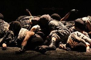 Numancia puesta en escena escrita por Miguel de Cervantes Saavedra inerpretada por la compañía nacional de teatro 2017 (8)