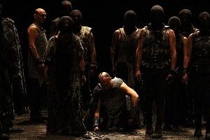 Numancia puesta en escena escrita por Miguel de Cervantes Saavedra inerpretada por la compañía nacional de teatro 2017 (9)