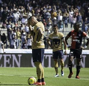 Nicolas Castillo en la jornada 2 del torneo clausura 2018