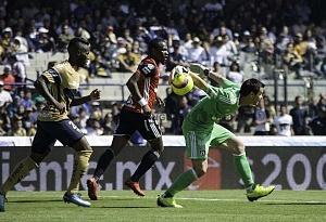 Pumas derrota al Atlas 3-1 en la Jornada 2 del torneo clausura 2018