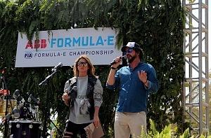 Alvaro Buenaventura Director comercial de Formula E para América 2
