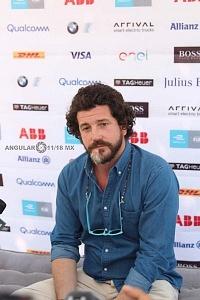Alvaro Buenaventura Director comercial de Formula E para América