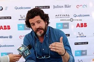 Alvaro Buenaventura Director comercial de Formula E para América 3