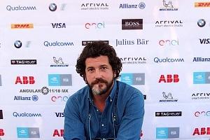 Alvaro Buenaventura Director comercial de Formula E para América p