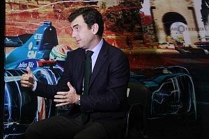 Co fundador de la Fórmula Eléctrica y Director General Alberto Longo