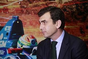 Co fundador de la Fórmula Eléctrica y Director General Alberto Longo en entrevista