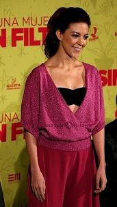 Conferencia de Prensa de la pelicula Una Mujer Sin Filtro actriz Fernanda Castillo 1