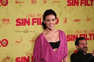 Conferencia de Prensa de la pelicula Una Mujer Sin Filtro actriz Fernanda Castillo