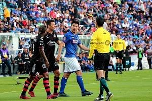 Cruz Azul Vs Tijuana empata 0 a 0 en la jornada 1 del clausura 2018 (2)
