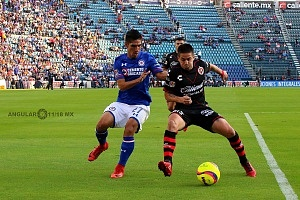Cruz Azul Vs Tijuana empata 0 a 0 en la jornada 1 del clausura 2018