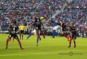 Cruz Azul Vs Tijuana empata 0 a 0 en la jornada 1 del clausura 2018 (6)
