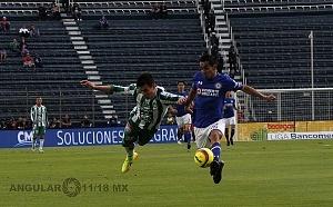 Cruz Azul empata con el León 0 a 0 en la jornada 3 del torneo clausura 2018