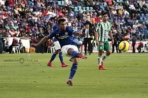 Cruz Azul empata con el León 0 a 0 en la jornada 3 del torneo clausura 2018 (8)