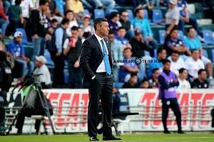 Director Tecnico del Cruz Azul Pedro Caixinha jornada 1 torneo de clausura 2018