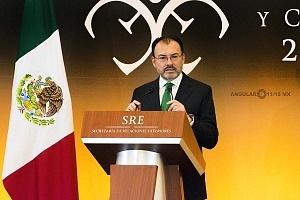 Doctor Luis Videgaray Caso en la XXIX Reunión de Embajadores y Cónsules 2018 (2)
