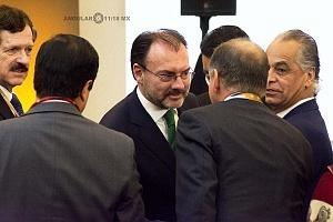 Doctor Luis Videgaray Caso en la XXIX Reunión de Embajadores y Cónsules 2018