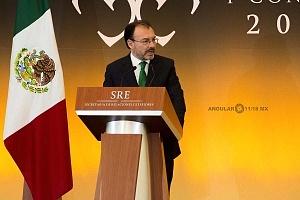 Doctor Luis Videgaray Caso en la XXIX Reunión de Embajadores y Cónsules 2018 (6)