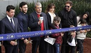 Inauguración de la temporada 75 del Hipódromo de las Américas 2018