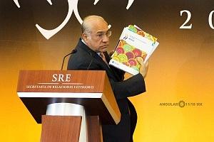 José Ángel Gurría, ex Secretario de Relaciones Exteriores de México 1