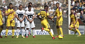 Pumas vs América empatan 0-0 en la jornada 3 del torneo de clausura 2018 (1)