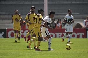 Pumas vs América empatan 0-0 en la jornada 3 del torneo de clausura 2018 (6)