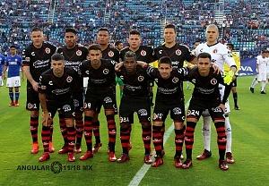 cuadro titular de los Xolos de Tijuana en la Jornada 1 del torneo Clausura 2018