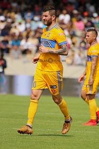André Pierre Christian Gignac en juego de la jornada 5 del clausura 2018 frente a Pumas 1