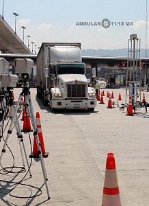 Comienza la Campaña de detención y sanción de vehículos contaminantes 2018 autoridades dando por inaugurado el programa detectores contaminantes en la caseta México Cuernavaca 1