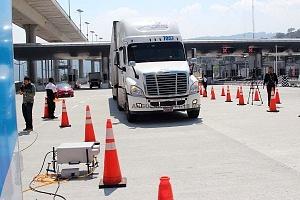 Comienza la Campaña de detención y sanción de vehículos contaminantes 2018 autoridades dando por inaugurado el programa detectores contaminantes en la caseta México Cuernavaca