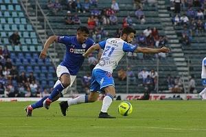 Cruz Azul empata con el Puebla 1 a1 en la jornada 8 del torneo de clausura 2018