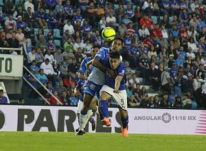Cruz Azul empata con el Puebla 1 a1 en la jornada 8 del torneo de clausura 2018 (6)