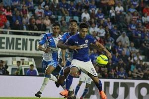 Cruz Azul empata con el Puebla 1 a1 en la jornada 8 del torneo de clausura 2018 (7)