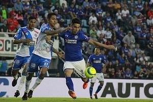Cruz Azul empata con el Puebla 1 a1 en la jornada 8 del torneo de clausura 2018 (8)