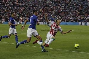 Cruz Azul pierde ante el Necaxa 2 a 0 en la jornada 6 del clausura 2018