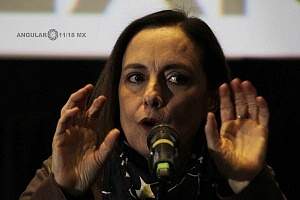 Diana Bracho Actriz en el Lanzamiento de Convocatorias 2018 del Shorts México, Festival Internacional de Cortometrajes (1)