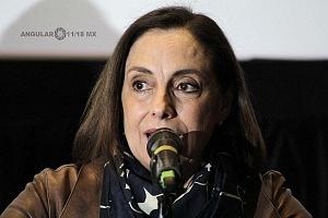 Diana Bracho Actriz en el Lanzamiento de Convocatorias 2018 del Shorts México, Festival Internacional de Cortometrajes (2)