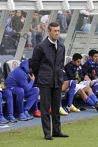 Director Tecnico de Cruz Azul Pedro Caixinha