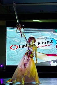 Expo manga comic TNT gt12 se celebró la duodécima edición del World Cosplay Summit Stage 1