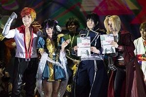 Expo manga comic TNT gt12 se celebró la duodécima edición del World Cosplay Summit Stage 8