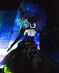Expo manga comic TNT gt12 se celebró la duodécima edición del World Cosplay Summit Stage México 1