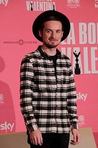 Jesús Zavala elenco de la pelicula La Boda de Valentina en conferencia de prensa