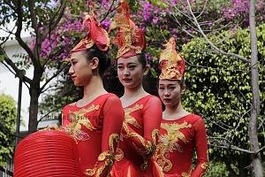 La embajada de China celebró la llegada del Año Nuevo Chino del Perro 2018 5