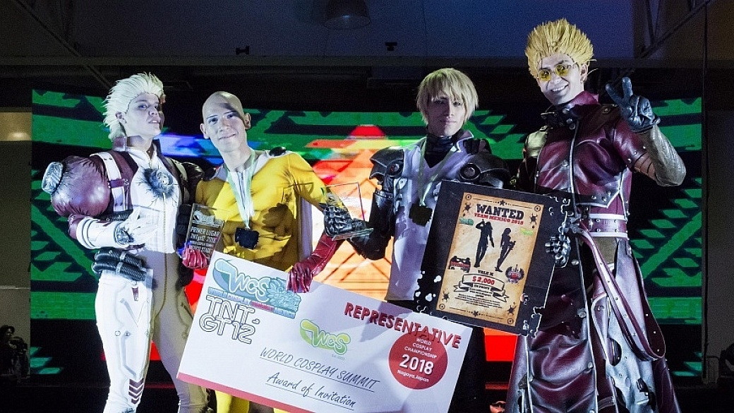 México está listo para la gran final del World Cosplay Summit en Japón 93a326b3fc6d