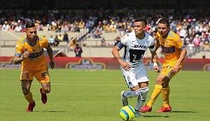 PUMAS 2 - TIGRES 0 Jornada 5 Clausura 2018 6
