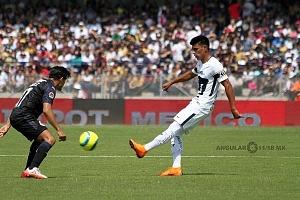 Pumas iguala 1-1 con las Chivas en juego de la jornada 9 del clausura 2018 (2)