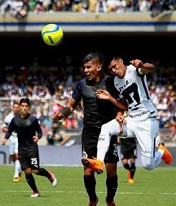 Pumas iguala 1-1 con las Chivas en juego de la jornada 9 del clausura 2018 (6)