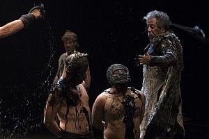 Reestreno de la obra Numancia de Miguel de Cervantes Saavedra en el teatro Julio Castillo corta temporada